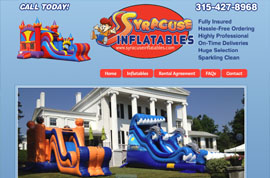 Syracuse Inflatables